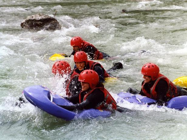 Rafting, Canoying and Hidrospeed